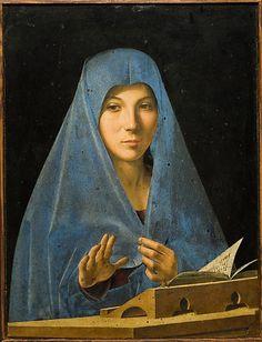 maria antonello di Messina