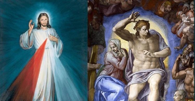 Last Judgement and Divine Mercy 3