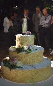 ¡El pastel!