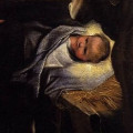 Barocci nativity detail1