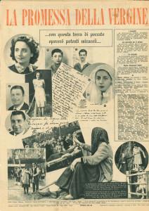 Vergine della Rivelazione giornale 8 RED