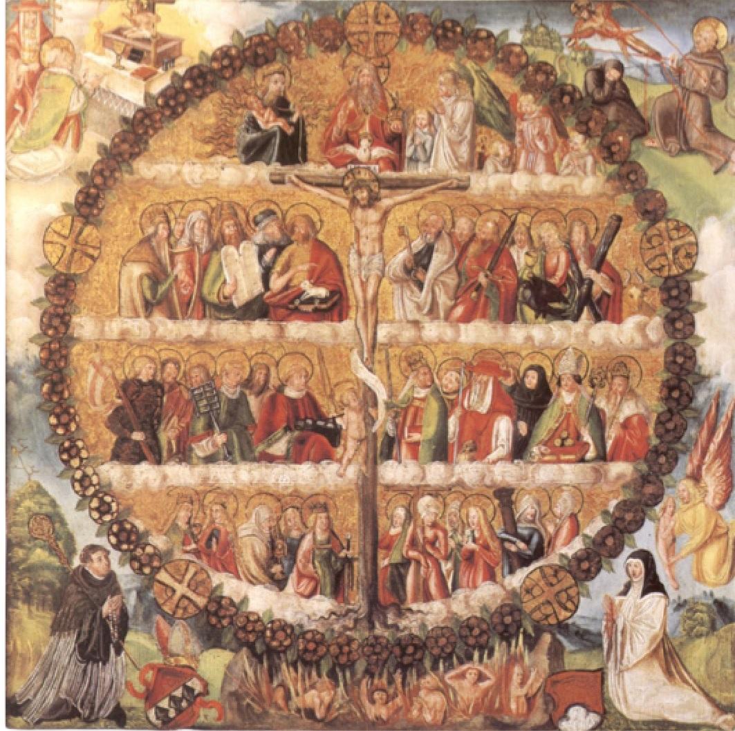 Los Santos nos enseñan a orar por las Almas del Purgatorio – Misioneras de  la Divina Revelación